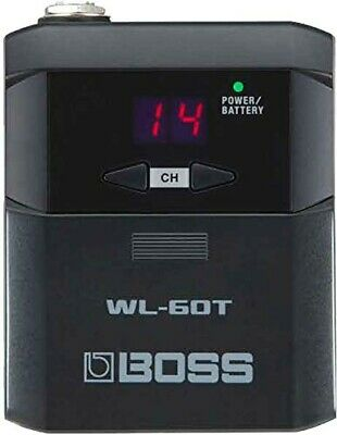 Boss WL-60T Transmitter Dedicated For WL-60 Guitar Wireless System • 119.71£