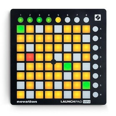 New Novation MK2 Performance Controller Launchpad Mini Japan With Tracking • 135.93£