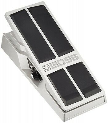Boss FV-500H High-impedance Volume/Expression Pedal For Guitar With Tracking • 155.44£