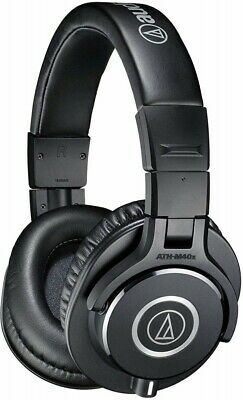 NEW Audio-technica ATH-M40x Professional Monitor Headphones With Tracking • 137.97£