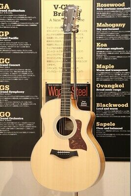 Taylor 214Ce Koa Limited Period Up 24 Payments 0 During Interest Rates • 2,411.94£