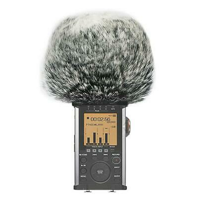 Furry Microphone Mic Windscreen Wind Muff Compatible With Tascam DR-44WL DR44 WL • 9.34£