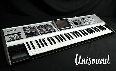 Roland Fantom X6 Synthesizer Workstation In Very Good Condition • 969.07£