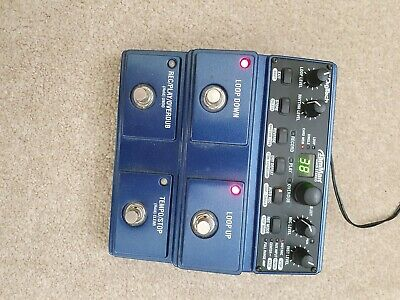 Digitech JamMan Stereo Looper Guitar FX Pedal. Great Condition. Boxed, Supply • 95£