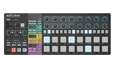Arturia Beatstep Pro Black Edition Step Sequencer / Controller With Extras • 122£