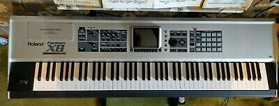 Roland Fantom X8 88 Key Fully Weighted Digital Piano, Synth & Workstation. • 725£