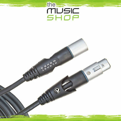 D'Addario Planet Waves 25ft Custom Series XLR Swivel Microphone Cable - MS-25 • 49.38£