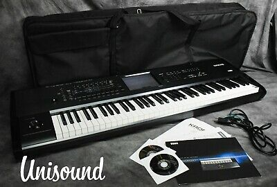 Korg Kronos-73 Music Workstation Synthesizer In Excellent Condition • 1,643.48£