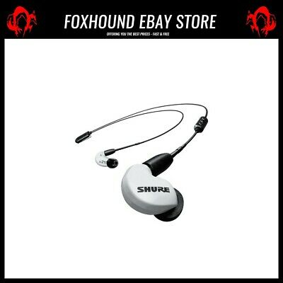 Shure Se215 Earphone White W Rmce Bt2 - Se215spe-w+bt2-efs • 98.14£