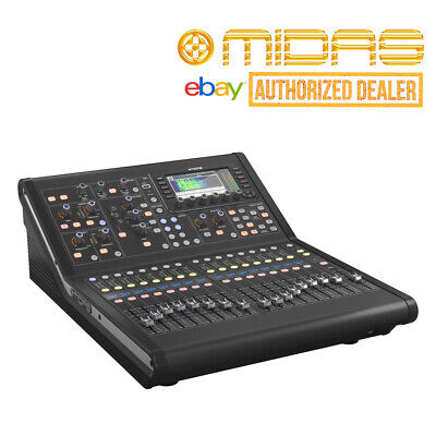 Midas M32R LIVE Digital Mixer W/ 40 Input Channels And Multi-track Recording • 2,460.20£