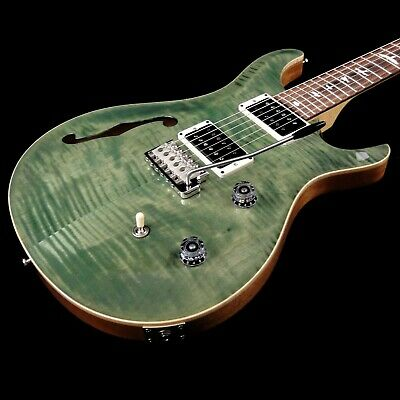 PRS CE24 Semi Hollow In Trampas Green With Deluxe Gigbag • 1,899£