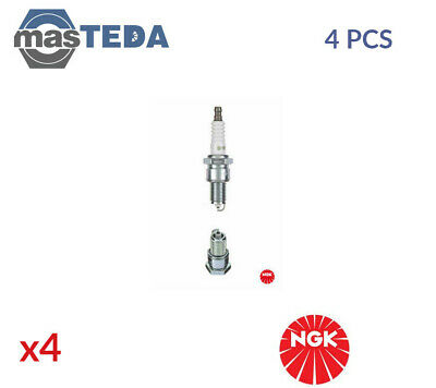 4x NGK ENGINE SPARK PLUG SET PLUGS 3153 G NEW OE REPLACEMENT • 19.99£