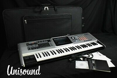Roland Fantom G6 61-Key Synthesizer In Excellent Condition • 1,333.10£