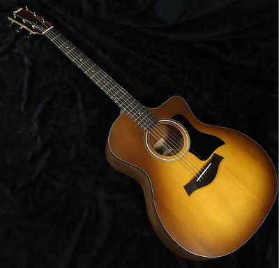 Taylor 114CE Walnut Sunburst Acoustic Guitar Shipped From Japan • 1,402.09£