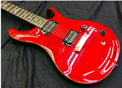 PRS Paul Reed Smith SE Paul's Guitar FR Fire Red Electric Guitar Japan Shipped • 997.83£