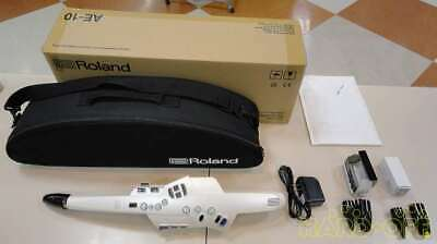 Roland AE-10G Aerophone Digital Wind Instrument Graphite W/Wireless Headphones • 583.01£