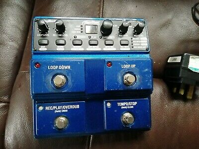 Digitech Jamman Stereo Looper, Unboxed, Power Supply UK Seller Fast Dispatch • 115£