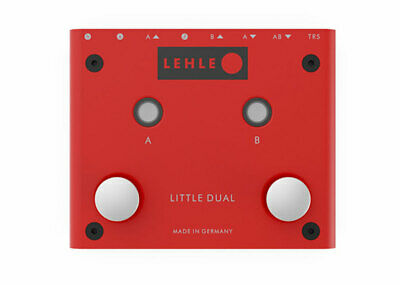 Lehle Little Dual II 2-Switch ABY Switcher • 164.93£