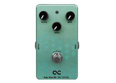 One Control Baby Blue Overdrive - FREE 2 DAY SHIP • 129.77£