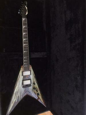 DEAN VMNT Angel Of Death Electric Guitar W/ Hard Case Shipped From Japan • 1,013.20£
