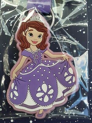 Disney Junior Sophia The First Keychain/ Free P&p Uk Seller/ Best Prices/ New • 2.50£