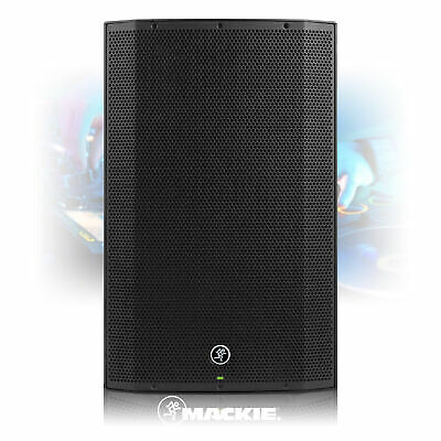 Mackie Thump15A V4 Active DJ PA Speaker 15  1300w Powered Sound System • 300£