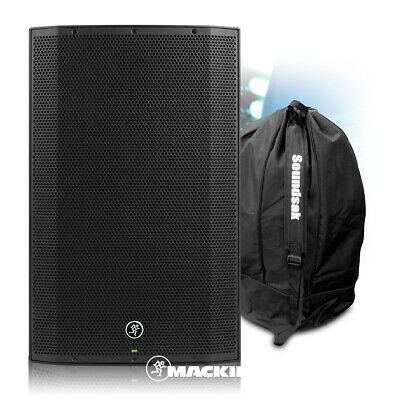 Mackie Thump15A V4 Active DJ PA Speaker 15  1300w Powered Sound System With Bag • 309£