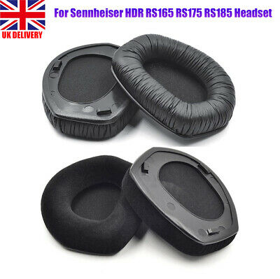 UK SHIP Replacement EarPads Cushion For Sennheiser HDR RS165 RS175 RS185 Headset • 12.59£
