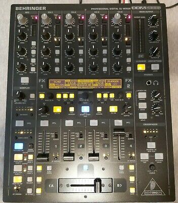 BEHRINGER DDM4000 DJ MIXER In Good Condition, Very Clean!  • 169£