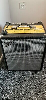 Fender Rumble 100 V3 Bass Guitar Amp - Used - Excellent Condition • 200£