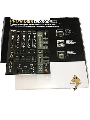Behringer Pro DJX900usb Mixer - Great Condition • 67£