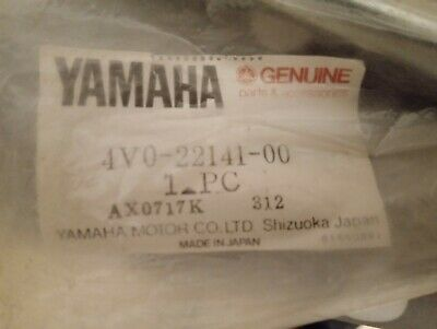 Yamaha Rd125lc  2hk 1gu 1gl 1nm Genuine Shaft Pivot Swing Arm 4 V0 22141 00 Nos • 30£