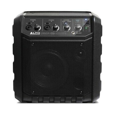 Alto UBER LT 50 Watt Bluetooth Portable PA For Beach PARTY BBQ With35 Hr Battery • 98.50£