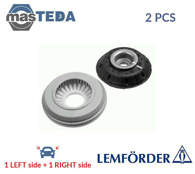 2x LEMFÖRDER FRONT TOP STRUT MOUNTING CUSHION SET 33735 01 P NEW OE REPLACEMENT • 65.99£