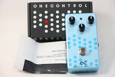 One Control Baby Blue Overdrive 1-2 • 144.82£