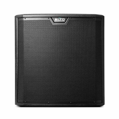 Alto TS315S 15 Inch 2000W Active Powered Subwoofer To Match TS312 Or TS315 Tops • 406£