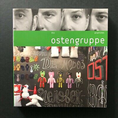 Ostengruppe, No. 052, Design&Designers, French And English, Pyramid, 2006 • 8£