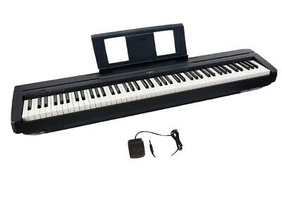 Yamaha P45 Digital Piano! Only Used For Short Time For Lessons. • 255£