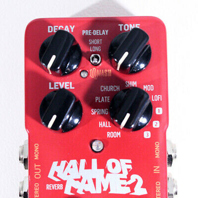 Tc Electronic Hall Of Fame 2 1-1 • 208.87£