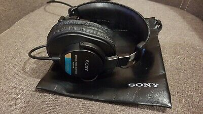 Sony MDR-7506 Headband Headphones - Authentic • 50.99£