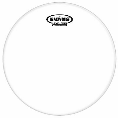*Evans 18  G1 Clear Tom Drum Head Batter/Resonant USA TT18G1 1-Ply* • 4.71£