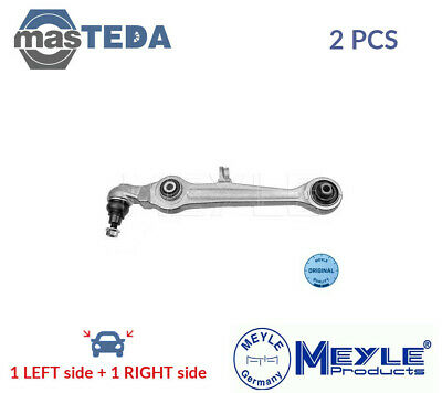 2x MEYLE FRONT LOWER LH RH TRACK CONTROL ARM PAIR 116 050 0205 I NEW • 137.99£