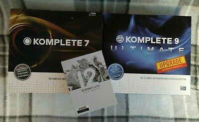 Native Instruments Komplete 12 Ultimate Collector's Edition (All Licences+Media) • 750£