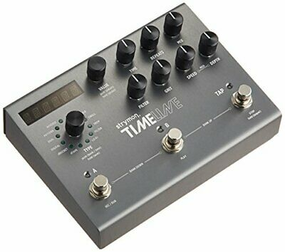 Strymon TIMELINE Musical Instrument Delay Pedal From Japan • 456.69£
