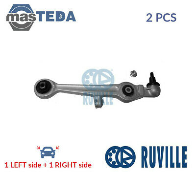 2x RUVILLE LOWER FRONT LH RH TRACK CONTROL ARM PAIR 935749 I NEW OE REPLACEMENT • 123.99£