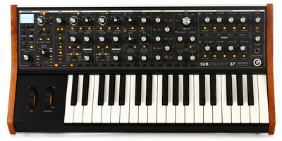 Moog Subsequent 37 Analogue Synthesizer • 1,185£