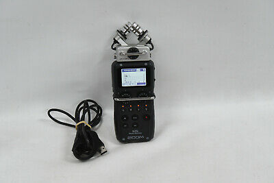 Zoom H5 Handy Portable 4-Channel Field Audio Recorder & Case • 148.39£