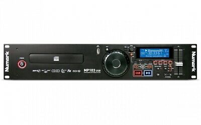 Numark MP103USB Professional USB And Mp3 CD Player • 194£