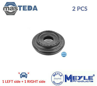 2x MEYLE FRONT TOP STRUT MOUNTING CUSHION SET 614 641 0003 A NEW OE REPLACEMENT • 61.99£