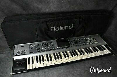 Roland Fantom X6 Synthesizer Workstation Keyboard [Excellent] • 898.89£